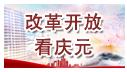 改革开放看庆元